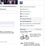 Promote your Facebook page to your email list