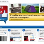 Tesco offering loyalty points for sharing – marketing on the cheap?