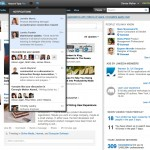Will LinkedIn notifications drive more traffic to the homepage?