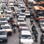 Spotting traffic jams using your mobile