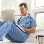 Can doctors utilise social media?