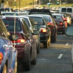 Using mobile phones to improve congestion