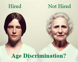 an analysis of age discrimination in the american elderly society Ageism involves discriminating against people based on their age while often thought to occur only to older adults, younger people can be affected too.