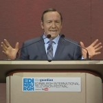 Kevin Spacey on the importance of giving customers what they want