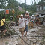 The NHS, CSR and the Philippine disaster
