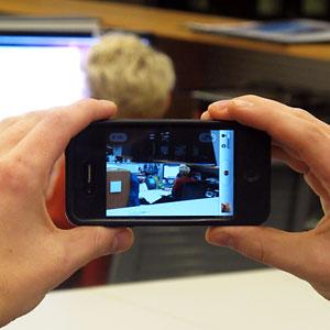 The Horizons Tracker New app turns us into film directors