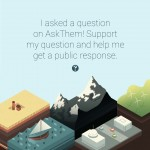 AskThem.io aiming to bring greater access to politicians
