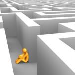 Stuck-in-maze