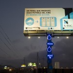 Innovative project makes advertising greener