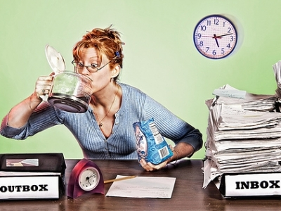 The Horizons Tracker Stress in the workplace | The ...