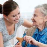 Using the crowd to improve elderly care