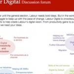 Labour aim to crowdsource politics (sort of)