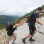 New app aims to provide buddies for hiking with