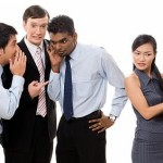 What motivates an employee to spread misinformation