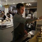 SAP open the HanaHaus community cafe