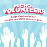 Study explores the new world of microvolunteering