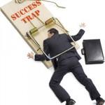 When success breeds failure