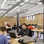 How co-working spaces can support entrepreneurs