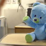 MIT's Huggable teddy bear brings wearable innovation to children's healthcare