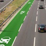 The smart road could soon be charging your EV