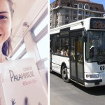 Romanian city aims to boost book reading on public transport