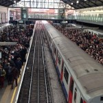 Research reveals how transport strikes can jolt us into better ways of working