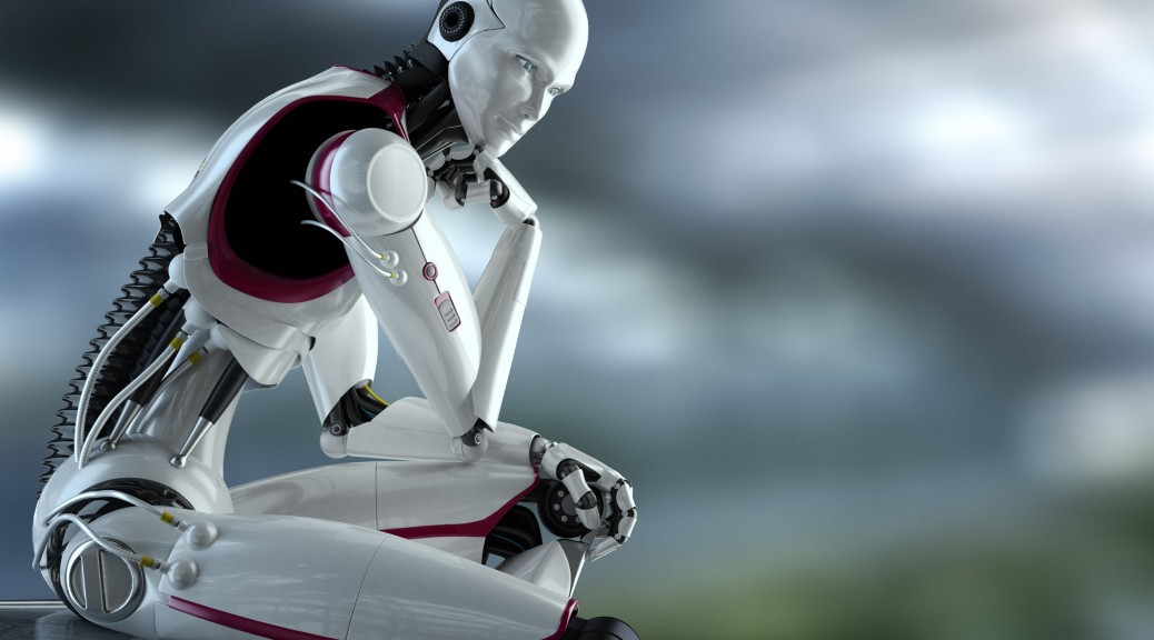 The Brave New World Of Self Learning Robots The Horizons Tracker