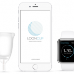 Wearable technology for menstruation support