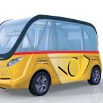 Autonomous buses mk II
