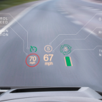 Augmented windscreens provide immersive motoring