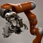 New robot arm to provide antenna monitoring