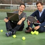 Introducing the quantified tennis court