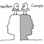 Does competition help innovation?