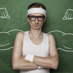 Study suggests men with big muscles are seen as better leaders