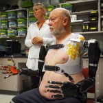Robotic limbs read the mind of its wearer