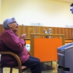 What role will robots play in care homes?