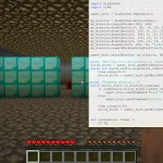Using Minecraft for scientific research