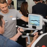 German startup brings connected personal training to a gym near you