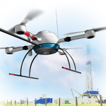 New Drone Aims To Monitor The Gas Leakage On Fracking Sites