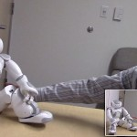 Experiment shows that humans are aroused by touching the intimate areas of robots