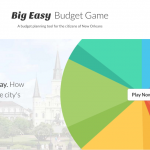 Gamifying the New Orleans budget