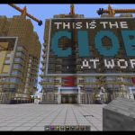 Using Minecraft to inspire young people about construction