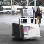 Meet Leo, the baggage handling robot