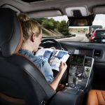 A New Platform For Communication Between Driverless Cars