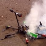 Study explores what makes drones crash