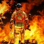 Could AI help to keep fire fighters safe?