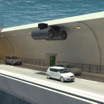Norwegian team propose floating tunnel to solve travel problems
