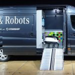 Is Robovan the next step in robot deliveries?