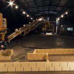 Meet Hadrian, the robotic bricklayer