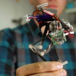 UC Berkeley researchers develop jumping robot